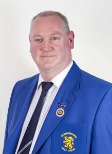 Renfrewshire Golf Union - Derek McLynn- Vice President