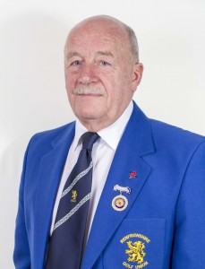 Renfrewshire Golf Union.  Graham McGee - President