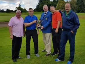 Earl of Mar - County Cul Winners 2016